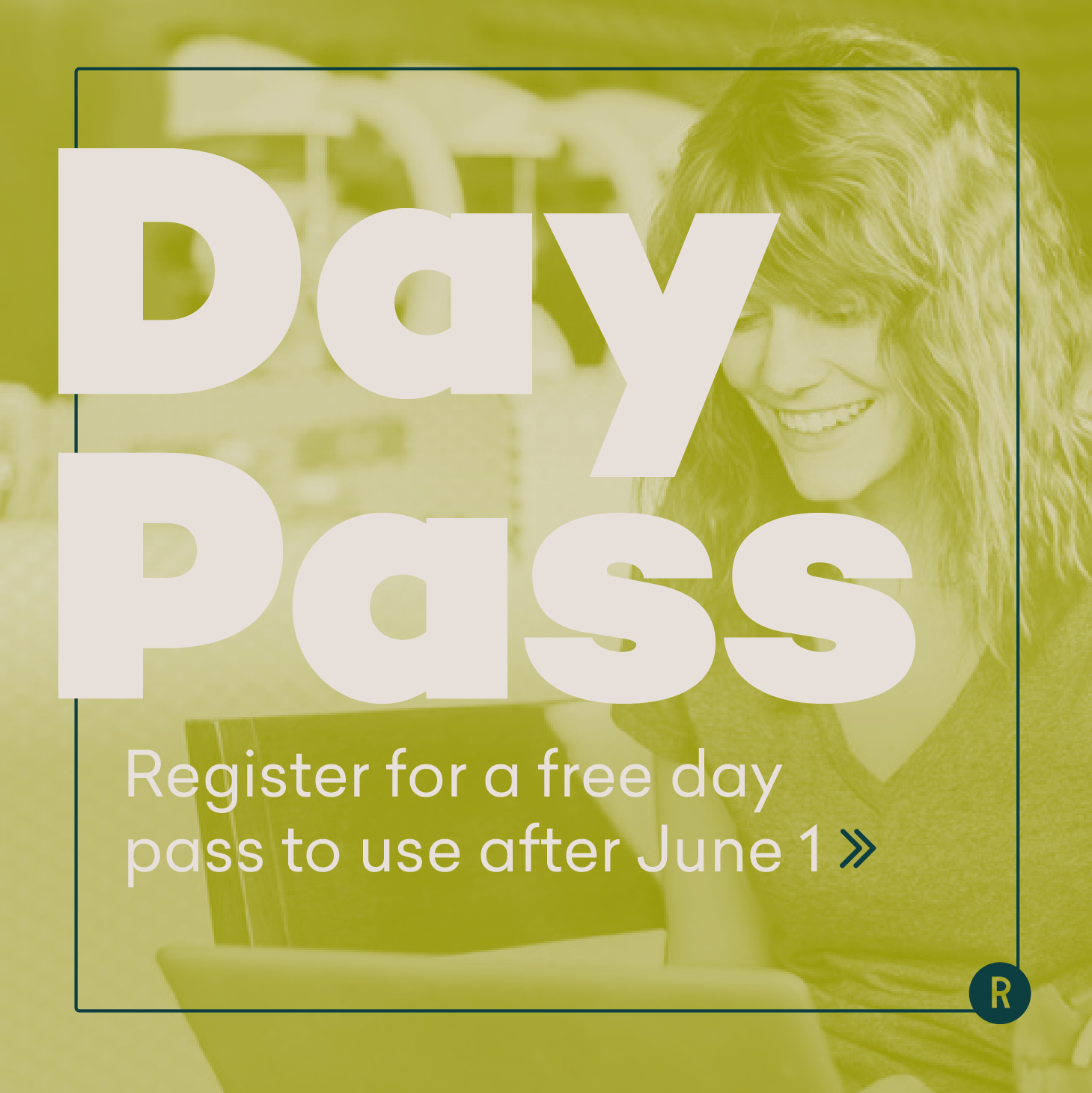 The Riveter Free Day Pass
